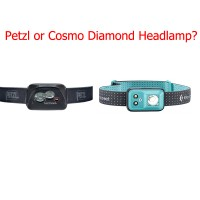 What is better Black Diamond or Petzl Headlamp?