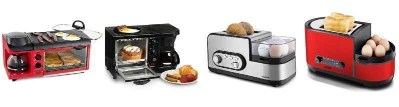 Breakfast Stations Comparison