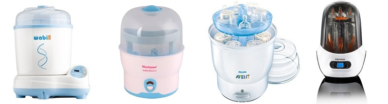 Electric Bottle Steam Sterilizer
