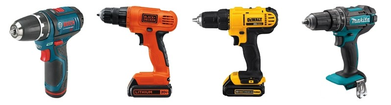 Electric Drills Comparison