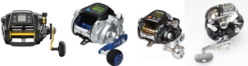 Electric Fishing Reels Comparison