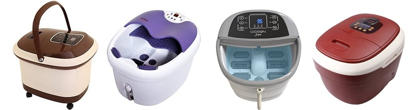 Best Electric Foot Massagers Comparison