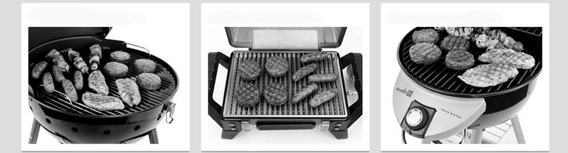 Electric Grills