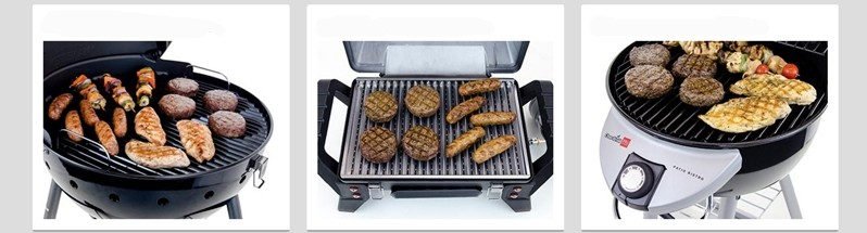 Electric Grill Comparison