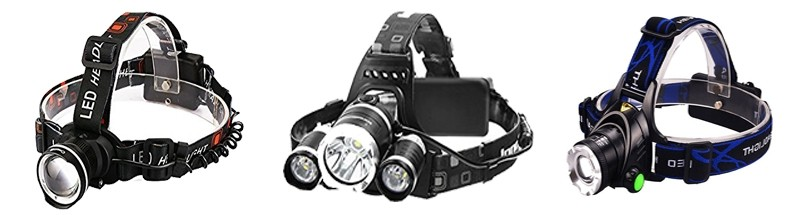 Electric Headlamps Comparison
