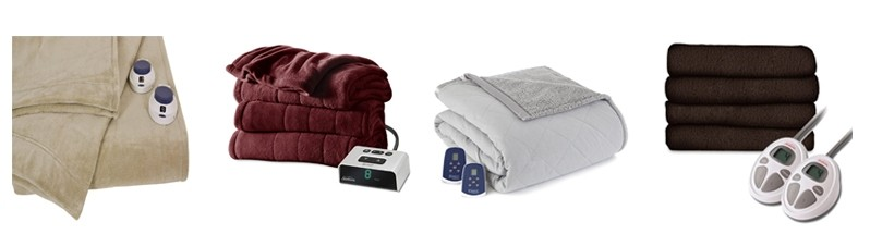Electric Heated Blankets Comparison