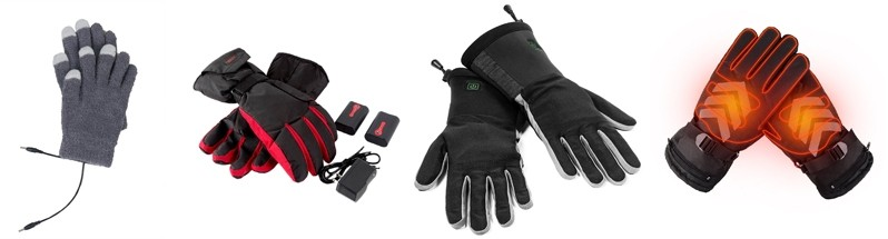 Electric Heated Gloves Comparison