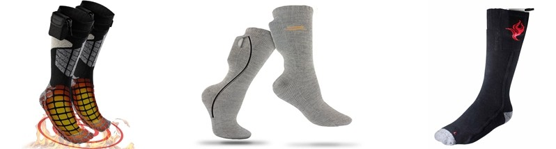 Electric Heated Socks Comparison