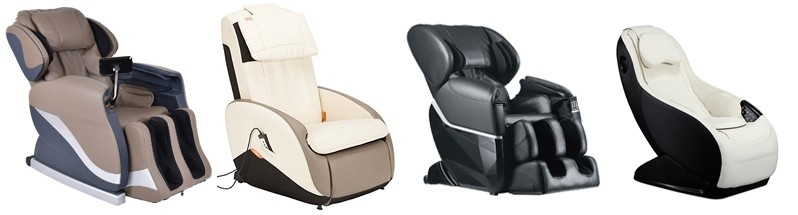 Electric Massage Chairs Comparison