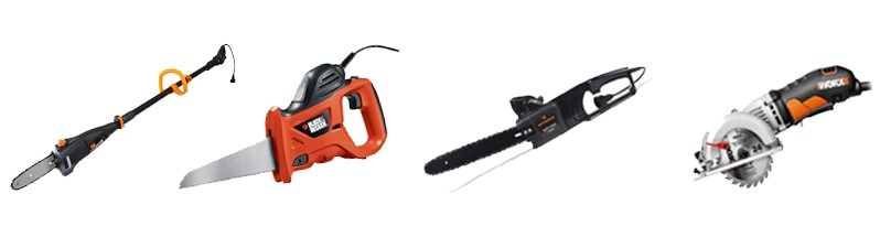 Electric Saws Comparison