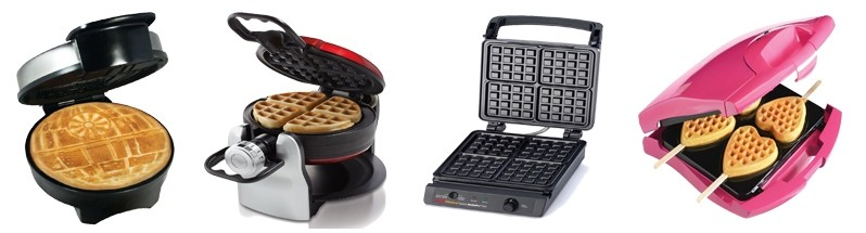 Electric Waffle Makers Comparison