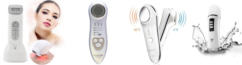 Facial Massage Machines Comparison