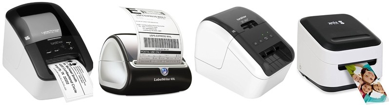 Label Printers Comparison