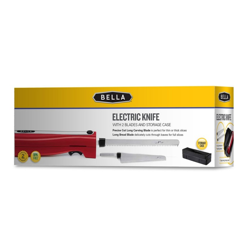 Bella 14527 Electric Knife Review
