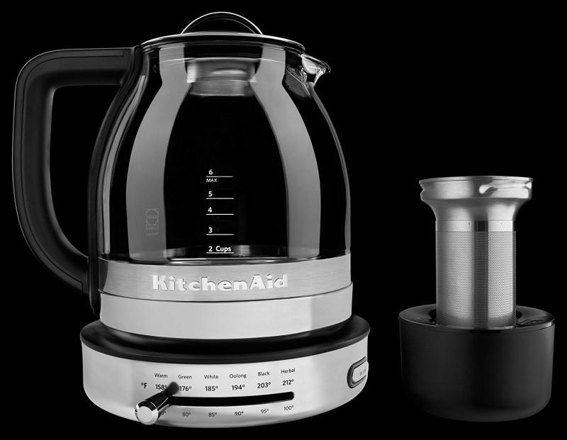 Kitchenaid Kek1322ss Electric Glass Kettle Review