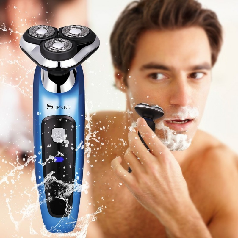 Surker Rotary Shaver Review