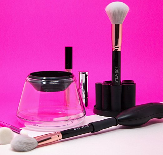 Zo 235 Ayla Makeup Brush Cleaner Amp Dryer Review