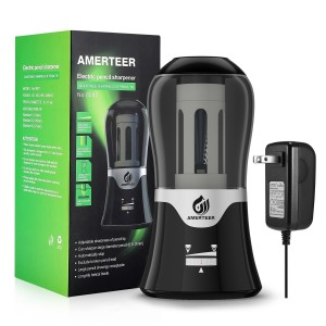 AMERTEER Electric Pencil Sharpener