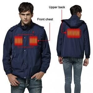 Men's Electric Battery Heated Jacket