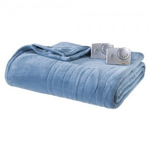 Biddeford Soft Microplush warming blanket