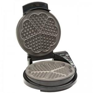 Chef's Choice Heart Waffle Maker