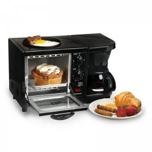 Elite Cuisine EBK-200B Breakfast Center