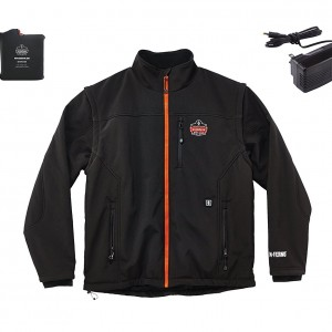 Ergodyne N-Ferno 6490 Heated Jacket