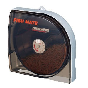 P21 Automatic Pond Fish Feeder