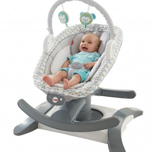 4-in-1 Baby Swing