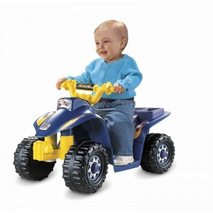 Fisher-Price Power Wheels Quad