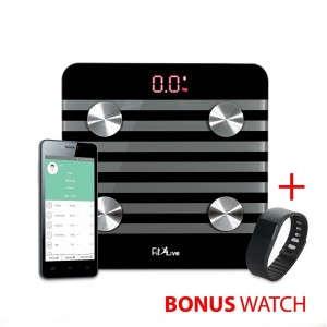 Fit2Live Smart Weight Scale