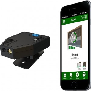 Garage Door Opener with Smartphone