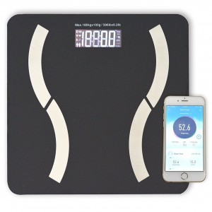 HoooWooo Body Fat Scale