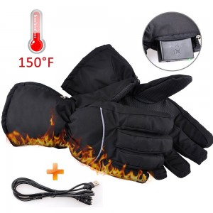 Kamlif Battery Operated Heated Gloves