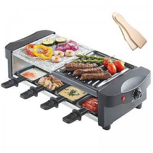 King of Raclette BBQ Grill