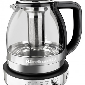 KEK1322SS Electric Glass Kettle