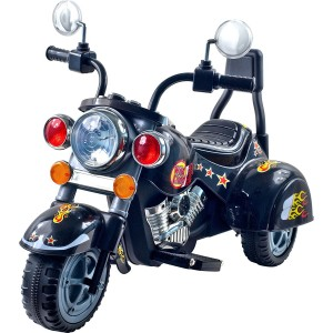 Harley Style Motorcycle