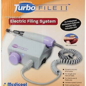 Medicool MED2191 Turbo File