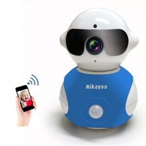 Mikayoo Wireless 360 Camera - Baby Monitor