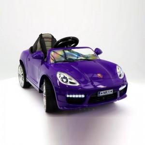 Porsche Boxster Style