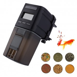 MONOLED Auto Aquarium Food Dispenser