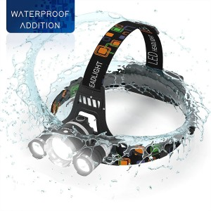 MsForce Headlamp