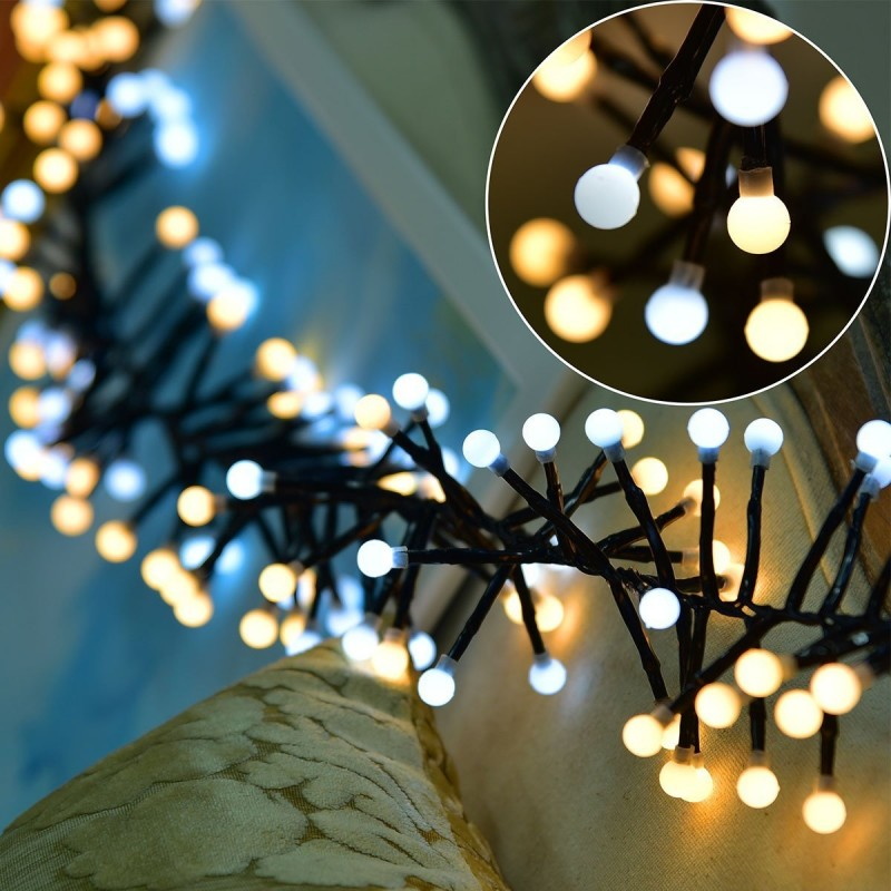 na 400 led fairy string lights