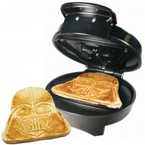 N/A Darth Vader Waffle Maker