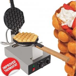 Egg Puffle Waffle Maker
