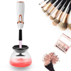 N/A Electric Makeup Brush Cleaner