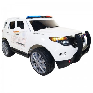 N/A Ford Explorer Police