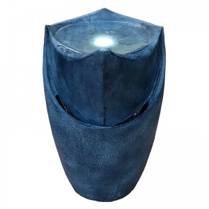 Modern Stone Vase Fountain