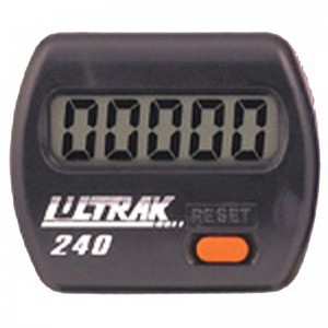 Ultrak Step Counter