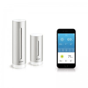Weather Station for Smartphone